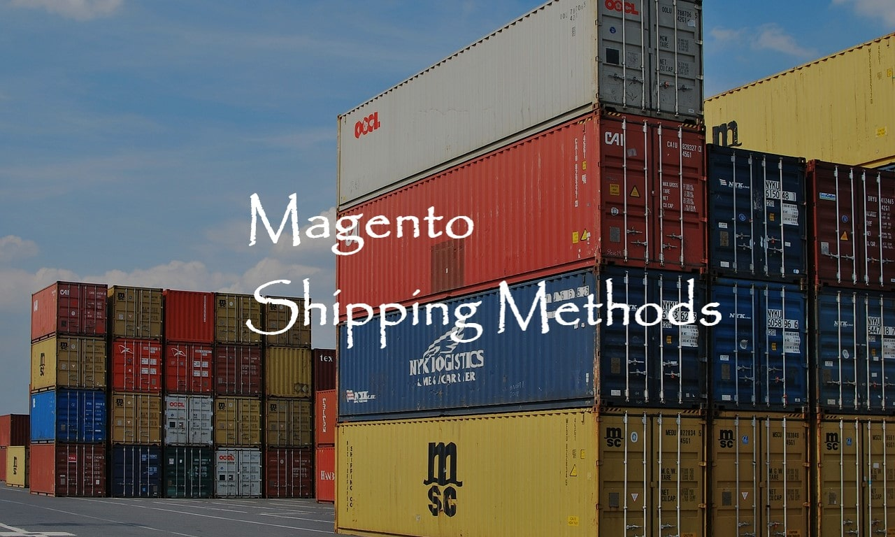 Magento 2 Shipping Methods - Set up Flat Rate and Free Shipping