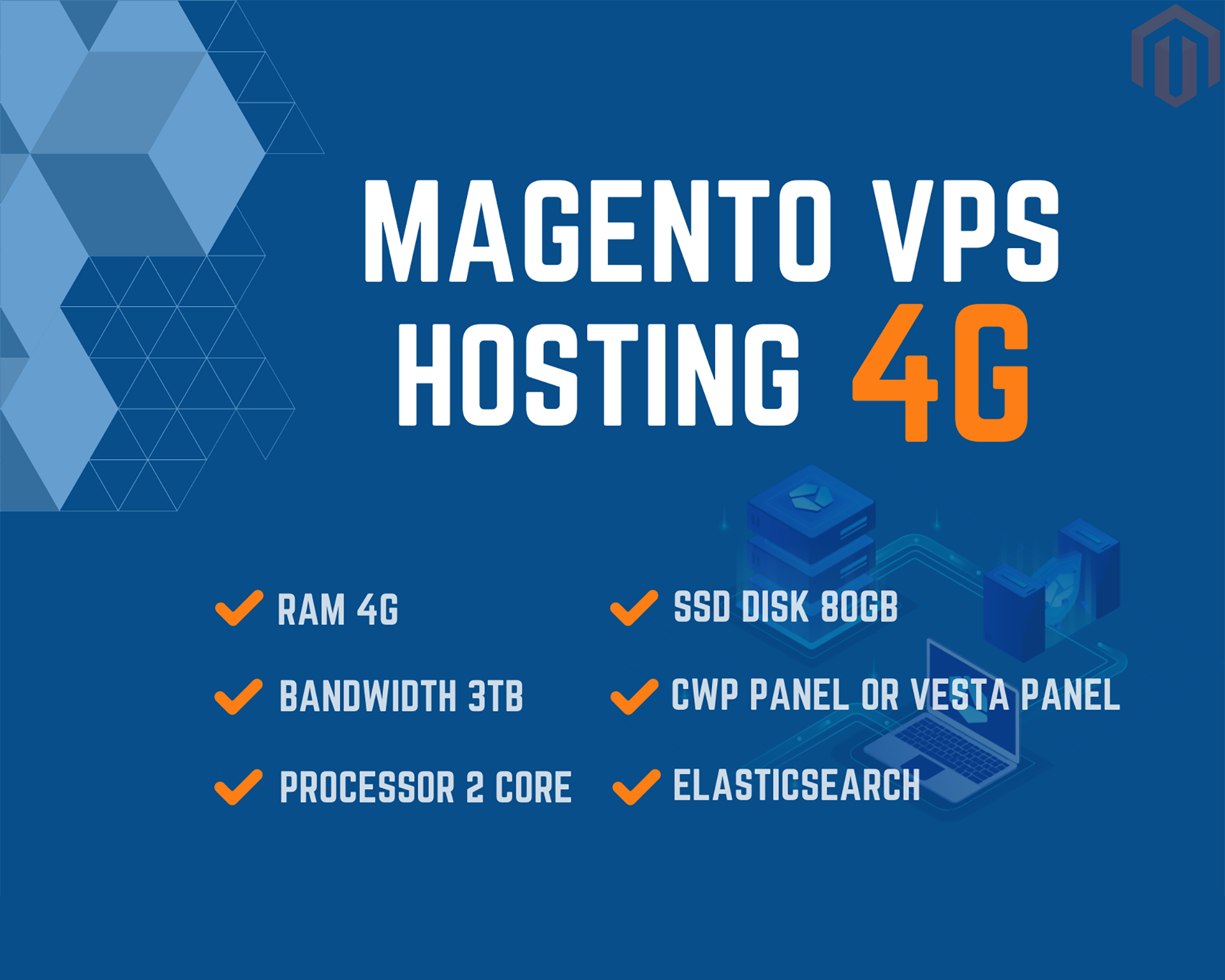 Package VPS 4g