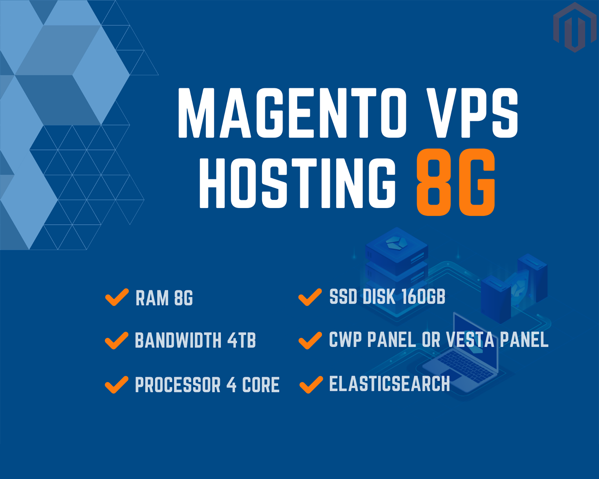 Package VPS 8g