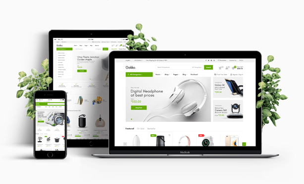 Fully responsive magento themes