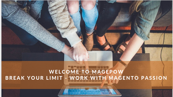 Magento career by Magepow