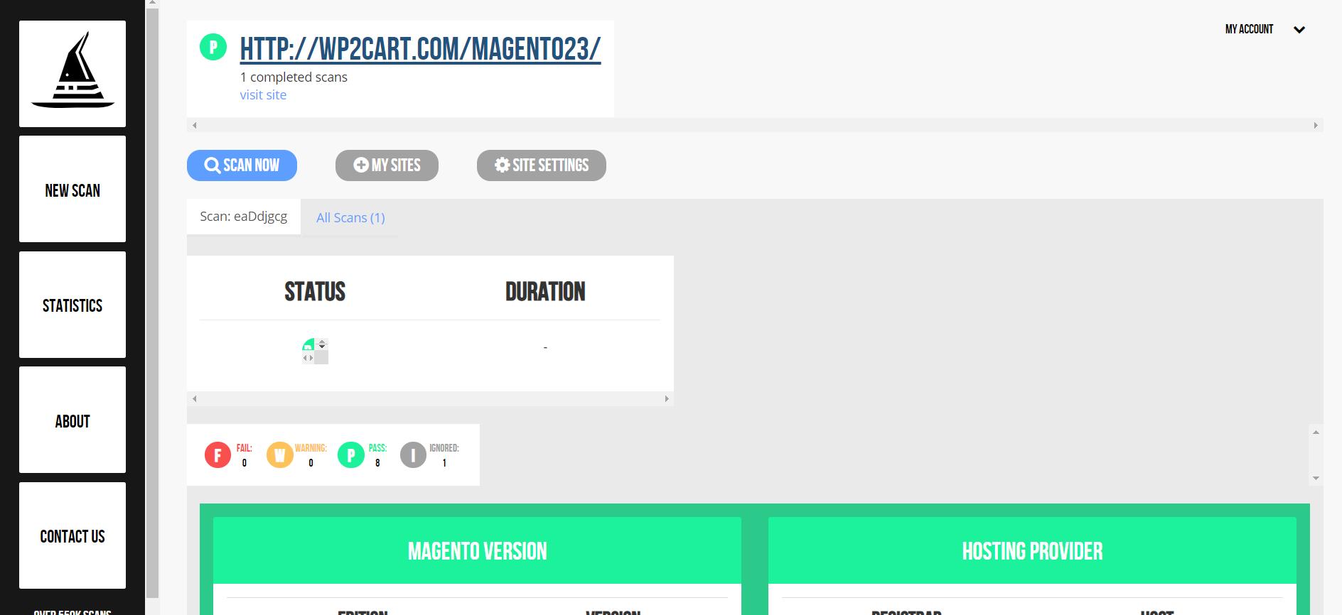 Magento 2 version