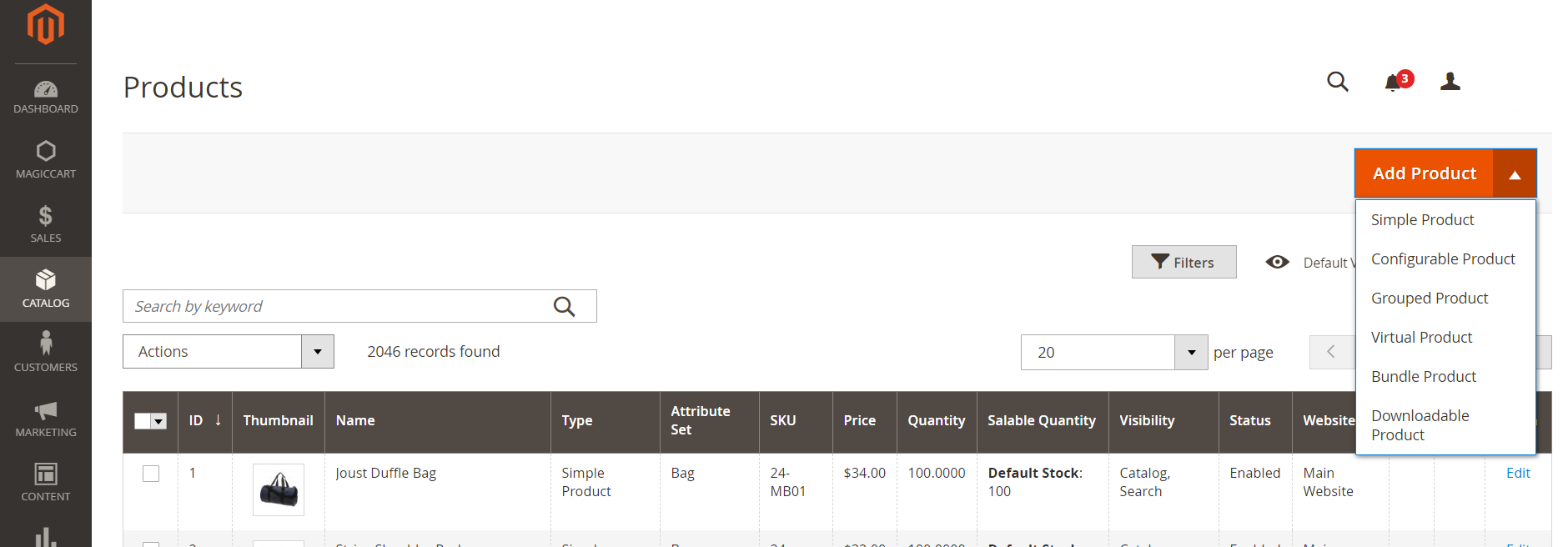 Grouped_product_magento